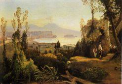 The Bay of Naples | Maxim Vorobyov | Oil Painting