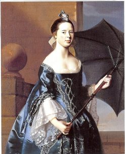 Mrs Benjamin Pickman (Mary Toppan) | John Singleton Copley | Oil Painting