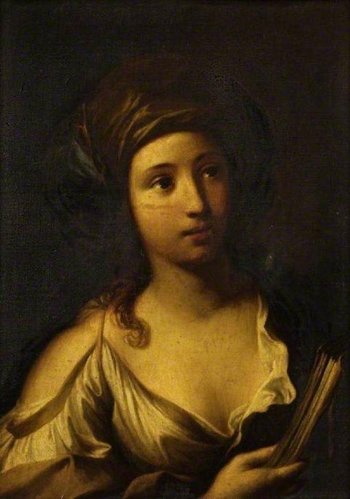 A Sibyl | Lorenzo Pasinelli | Oil Painting