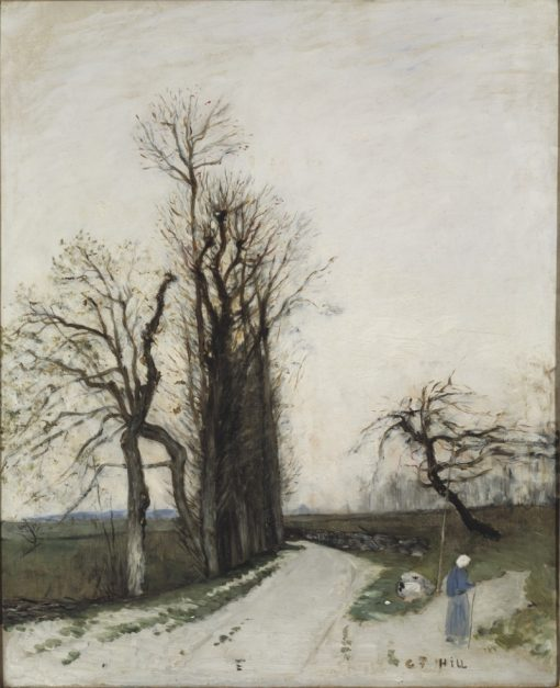 Autumn | Carl Fredrik Hill | Oil Painting