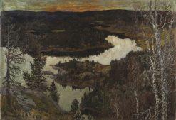 Autumn | Helmer Osslund | Oil Painting