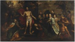 The Apparition of Christ with Saint Peter