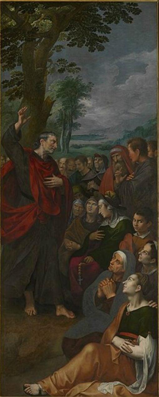 Altarpiece of the Guild of Saint Luke | Maarten Pepyn | Oil Painting