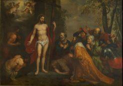 Christ appears to the repentant sinners | Maarten Pepyn | Oil Painting