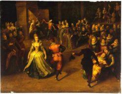 The Ball | Maarten Pepyn | Oil Painting