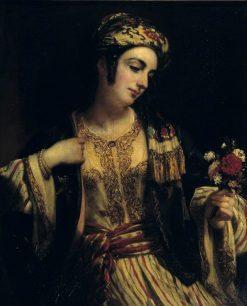 A Syrian Maid | Henry William Pickersgill | Oil Painting