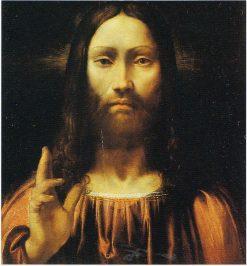 Jesus Christ | Callisto Piazza da Lodi | Oil Painting