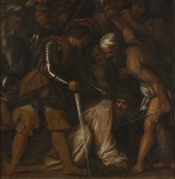 The Carrying of the Cross | Callisto Piazza da Lodi | Oil Painting