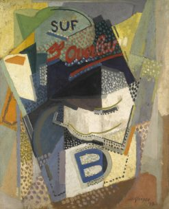 Overland   Albert Gleizes   Oil Painting