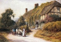 A Cottage at Ashton Under Hill