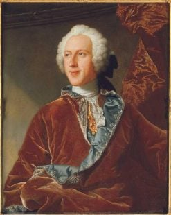 Sir Bourchier Wrey | Hyacinthe Rigaud | Oil Painting