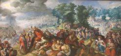 Crossing the Sea | Frederik van Valckenborch | Oil Painting