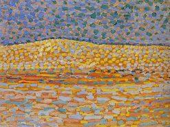 Dunes | Piet Mondriaan | Oil Painting
