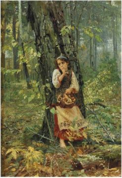 In the Woods | Nikolai Bodarevsky | Oil Painting