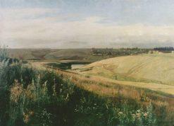 Landscape | Nikolai Bodarevsky | Oil Painting