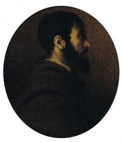 Capuchin Friar | Edward Villiers Rippingille | Oil Painting