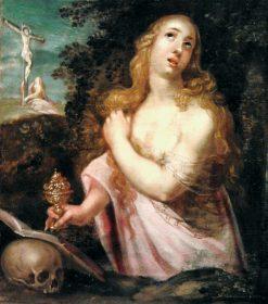 Penitent Mary Magdalene | Dirk de Quade van Ravesteyn | Oil Painting