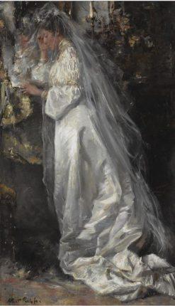 The Bride | Albert Roelofs | Oil Painting