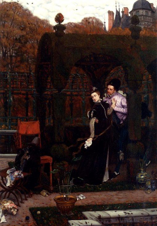 Rendez-vous | James Tissot | Oil Painting
