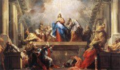 Pentecost | Jean Restout | Oil Painting