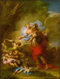 Venus Presenting Arms to Aeneas | Jean Restout | Oil Painting