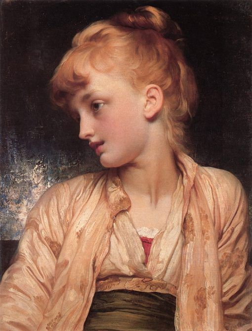 Gulnihal | Sir Frederic Lord Leighton | Oil Painting