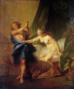 Joseph and Potiphars Wife | Nicolas Bertin | Oil Painting