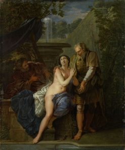 Susanna and the Elders | Nicolas Bertin | Oil Painting