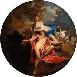 The Death of Adonis | Nicolas Bertin | Oil Painting