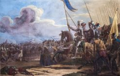 Battle at Brannkyrka