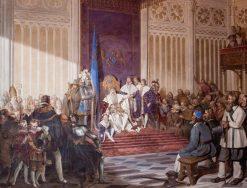 Farewell speech of Gustav Vasa