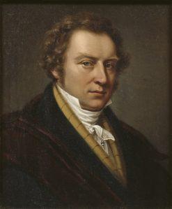 Johan Niklas Bystrom | Johan Gustaf Sandberg | Oil Painting