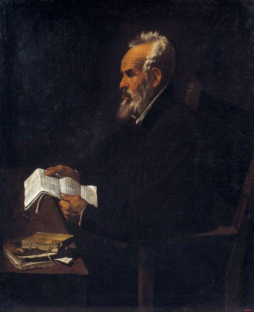 Ramon Llull | Francisco Ribalta | Oil Painting