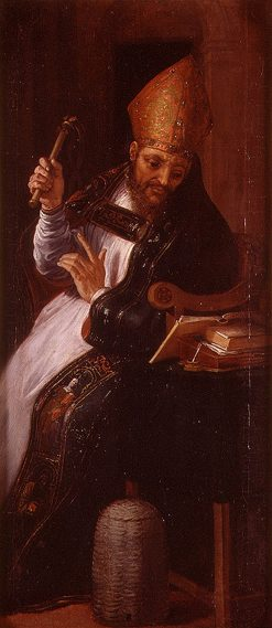 St. Ambrose | Francisco Ribalta | Oil Painting