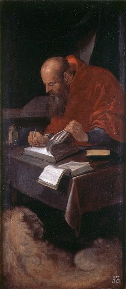 St. Jerome | Francisco Ribalta | Oil Painting