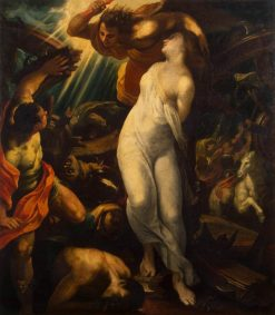 Martyrdom of St Catherine | Francisco Ribalta | Oil Painting