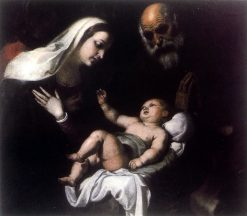 The Nativity | Francisco Ribalta | Oil Painting