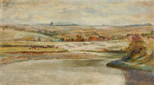 Countryside | William Lionel Wyllie | Oil Painting