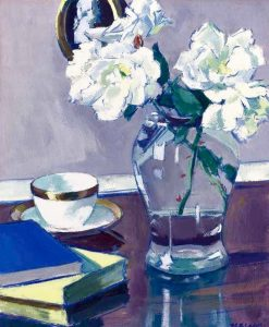 Roses | Francis Campbell Boileau | Oil Painting