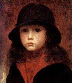The Artists Son Rafael   Alfredo Valenzuela Puelma   Oil Painting