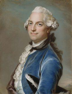 Poet Gustaf Fredrik Gyllenborg | Gustaf Lundberg | Oil Painting