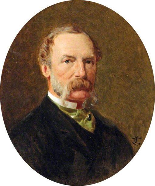 Self Portrait | John Tenniel | Oil Painting