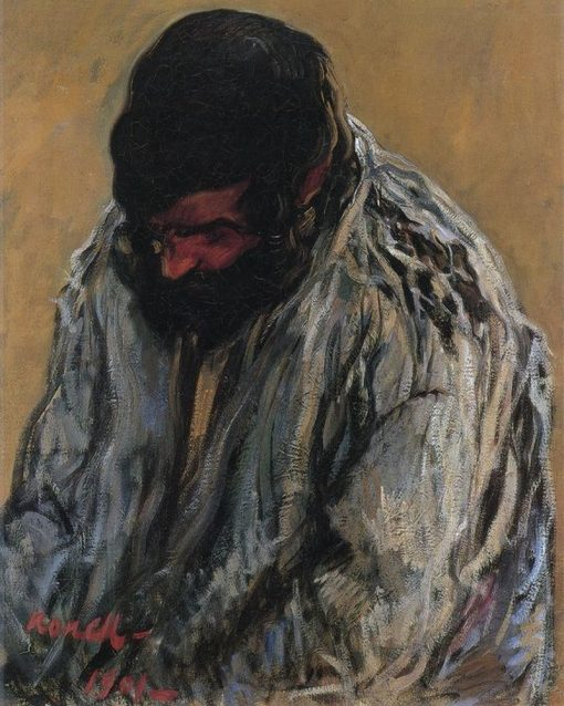 Study of a Gypsy | Isidro Nonell Monturiol | Oil Painting