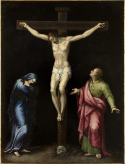 The Crucifixion | Giovanni Battista Cremonini | Oil Painting