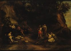 The Judgement of Midas | Hendrick van Balen | Oil Painting