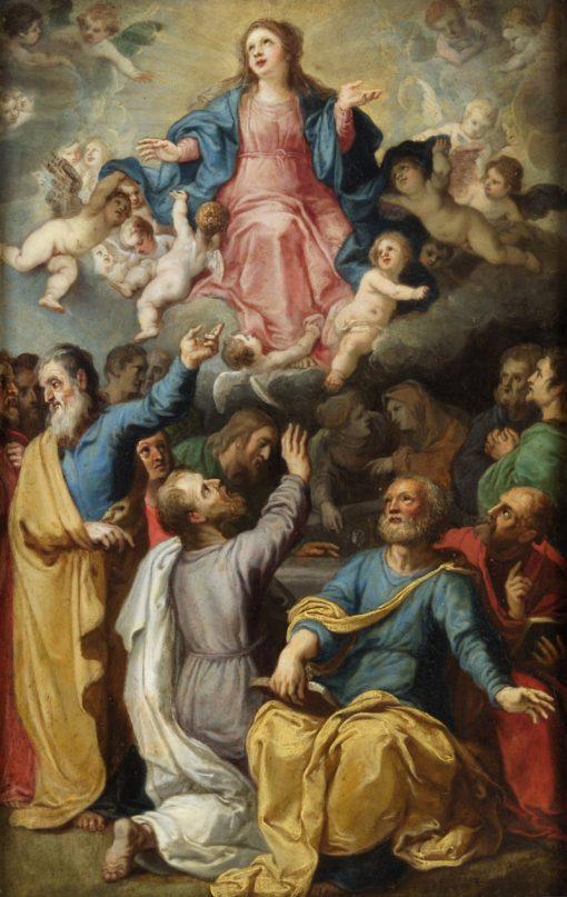 Assumption of Mary | Hendrick van Balen | Oil Painting