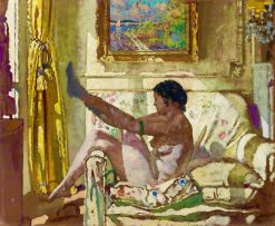 Sunlight | Sir William Orpen