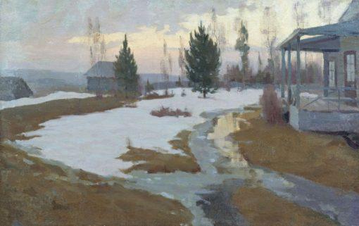 Spring | Nikolai Fokin | Oil Painting