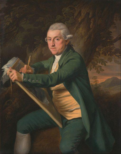 George Robertson | John Francis Rigaud | Oil Painting