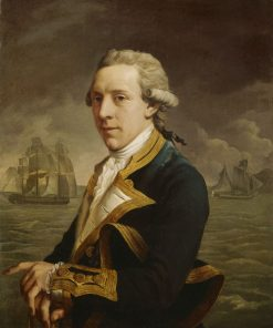 Captain Robert Mann | John Francis Rigaud | Oil Painting